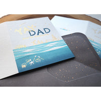 Greeting Card - Dad, you are awesome