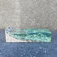 "Concrete x Resin Art - ""By the Lake"""