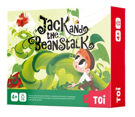 Jack and the Beanstalk Board Games