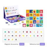 Magnetic Box Puzzle Games