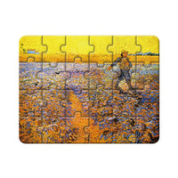 World Famous Painting Mini Puzzle