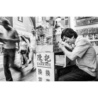 Street Life Hong Kong: Outdoor workers in their own words