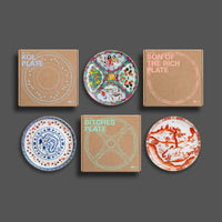 3 Wishes Plates Boxset