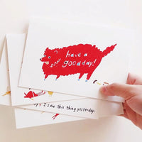 Greeting Card - Have A Good Day