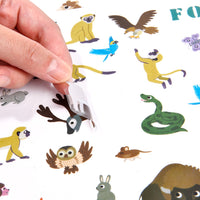 Reusable Stickers Activity Pad