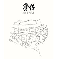Typographical Map