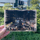 Wooden Postcard - Hong Kong Street Series