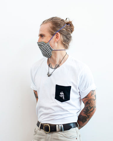 Bee Man Pocket Tee