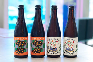 BARREL-AGED BOTTLE SET: DAPPLING/MIMSY