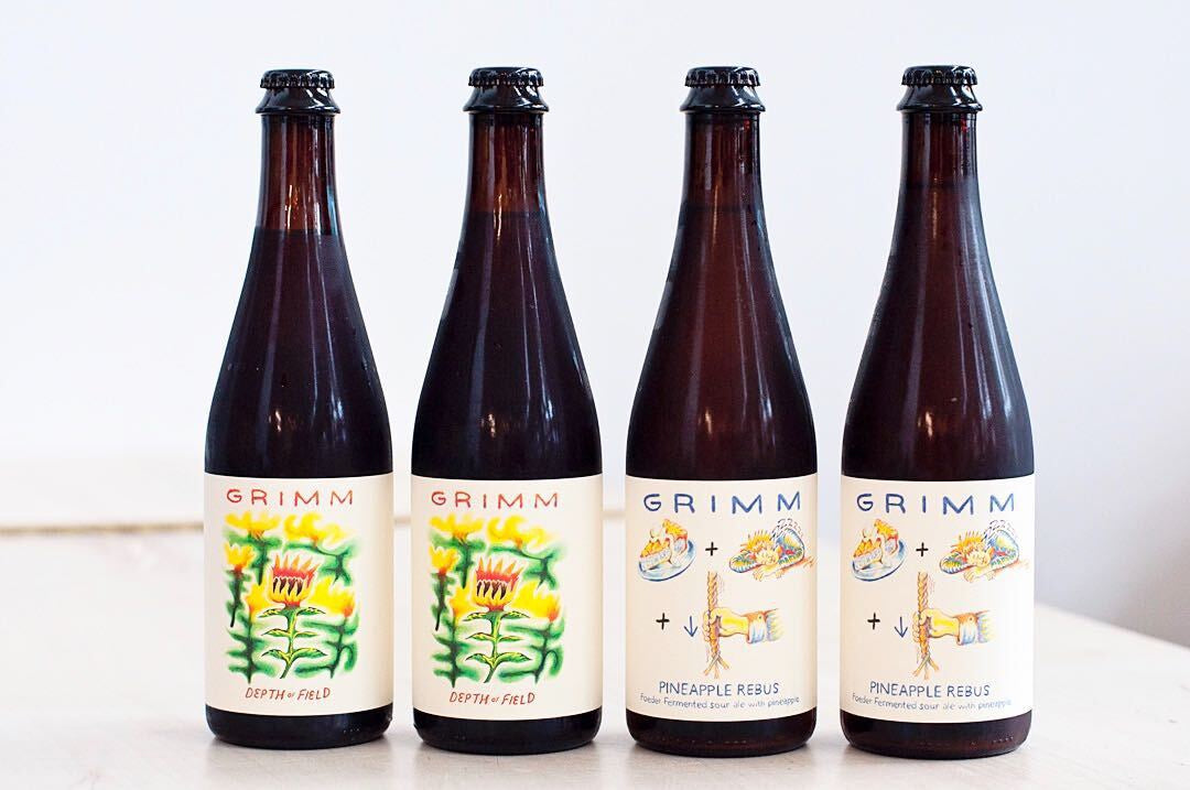 2019 CELLAR SET - Depth of Field / Pineapple Rebus