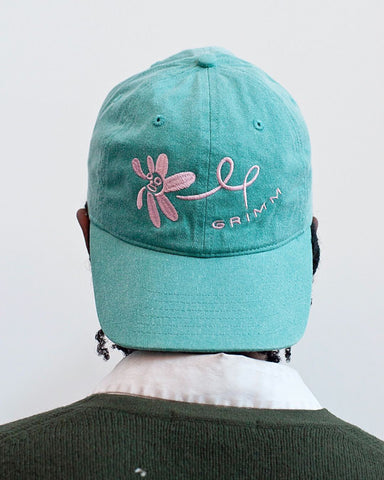 Dad Hat-Seafoam