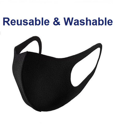 3D Solid Fashion Mask - U.ME MASSAGE CHAIR