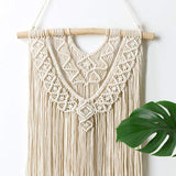 Large Macrame Woven Wall Hanging (45cm x 60cm)