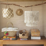 Boho Decor Handmade Macrame Chandelier