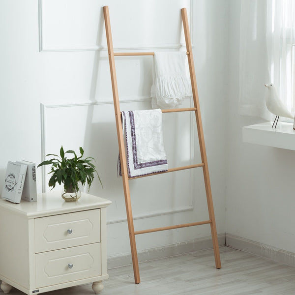Solid Wood Decorative Ladder (170 cm x 50 cm)