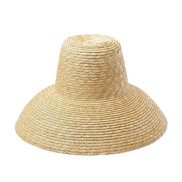 Lamp Shape Straw Sun Hat