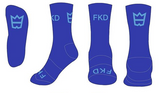 FKD COLOURS - WATER RESISTANT SOCKS