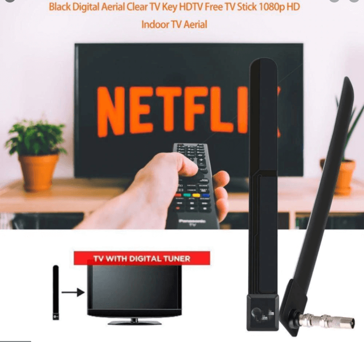 50% OFF!!! BUY 1 TAKE 1 - CLEAR TV KEY HDTV!