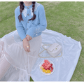 Fairycore 3-Layered Tulle Skirt