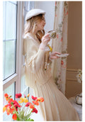 Faerie Romantic 2pcs Knitted Set