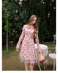 Cottagecore Strawberry Dress