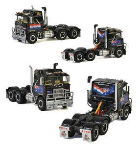 DRAKE / WSI Mack F700 6x4 RIGHT HAND DRIVE TUCK1/50 SCALE DIECAST NEW IN BOX 04-2079