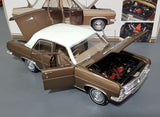 1/18 CLASSIC CARLECTABLE HOLDEN HR PREMIER SAVONNAH BRONZE