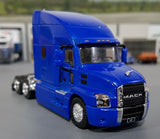 1/64 GREENLIGHT 2019 MACK ANTHEM PRIME MOVER BLUE NEW IN DISPLAY BOX