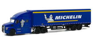 1/64 GREENLIGHT MACK ANTHEM MICHELIN WITH TRAILER NEW IN DISPLAY BOX