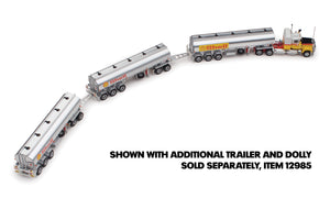1/64 SCALE  HIGHWAY REPLICAS SHELL MACK SUPERLINER ROADTRAIN TRIPLE