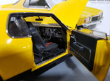 1/18 CLASSIC CARLECTABLE HOLDEN HJ GTS MONARO COUPE APSINTH YELLOW