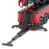 1/50 PETERBILT 367 WITH CENTURY ROTATOR WRECKER/TOW BODY IN RED/BLACK FIRST GEAR