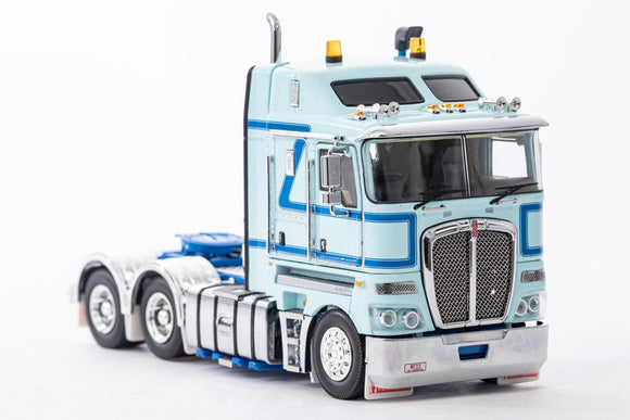 DRAKE K200 KENWORTH LIGHT BLUE 2.3 CAB 1/50 SCALE DIECAST NEW IN BOX Z01442