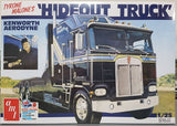 AMT 1/25 SCALE KENWORTH HIDEOUT TRANSPORTER TRUCK PLASTIC KIT