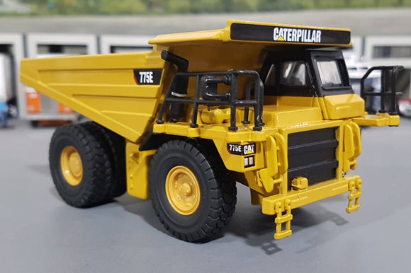 1/64 DIECAST MASTERS CAT 775E OFF HIGHWAY TRUCK