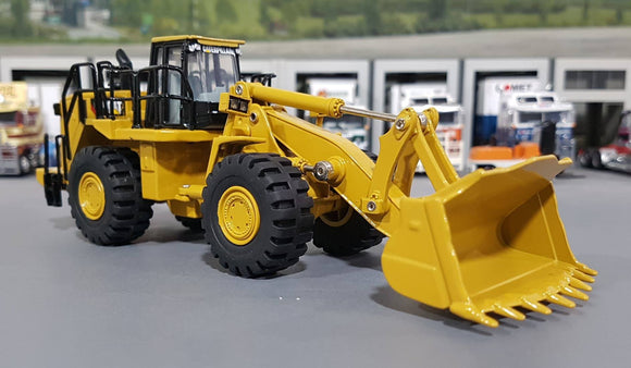 1/64 DIECAST MASTERS CAT 998H WHEEL LOADER