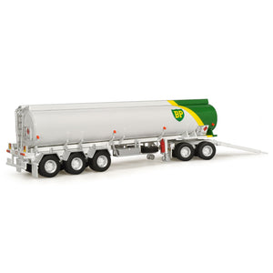 1/64 HIGHWAY REPLICAS BP TANKER TRAILER