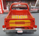 1/18 SCALE 78 DODGE LIL RED EXPRESS TRUCK PICK UP NEW IN BOX MADE BY AUTOWORLD