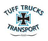 PRE ORDER DEPOSIT 1/64 SCALE MACK SUPERLINER WITH TRI TRAILER TUFFTRUCKS/DCP