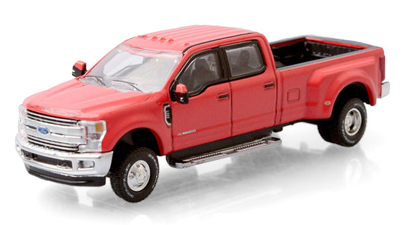 GREENLIGHT  • 2019 FORD F-350 LARIET DUALLY NEW ON CARD