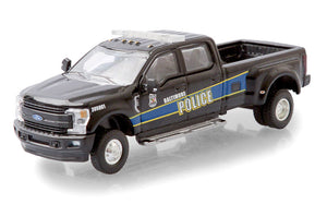 GREENLIGHT  • 2019 FORD F-350 LARIET POLICE DUALLY NEW ON CARD