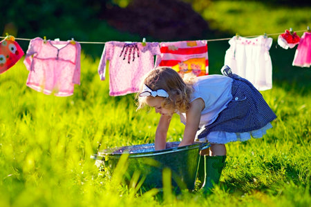 Hung Out to Dry - Washing Line Solutions for Laundry Day