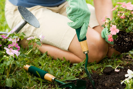 Let Your Garden Grow with Green Fingers and Gardening Tools
