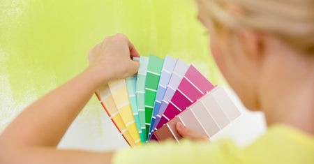 Paint Your House - 2021's Colour Trends