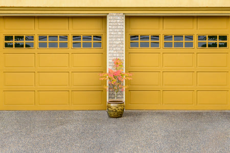 STEP Into our World of Garage Doors
