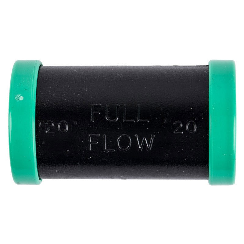 Connector Full Flow 15mm