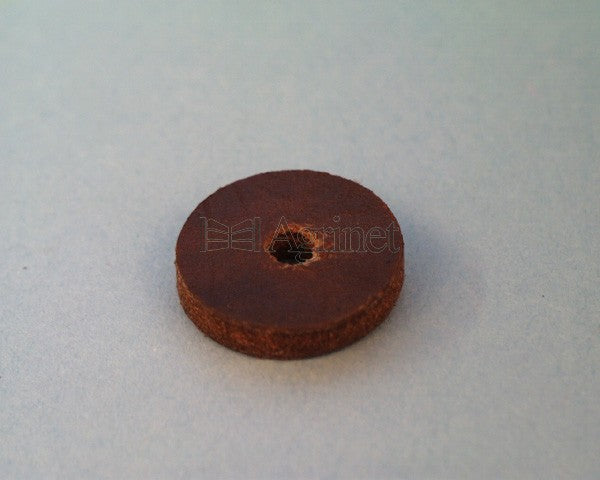 Washer Tap Leather Large 20mm pkt 10