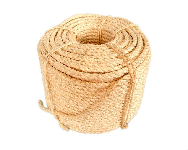 Rope Sisal Dry 10mm 365m 1 Roll