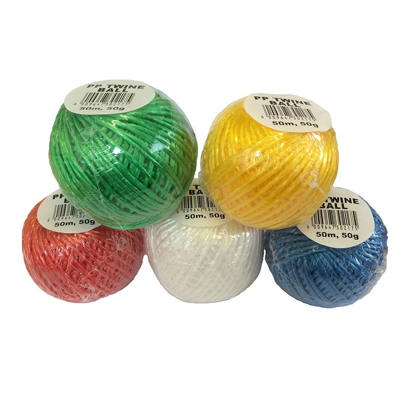 Pp Twine 50G Ball Blue