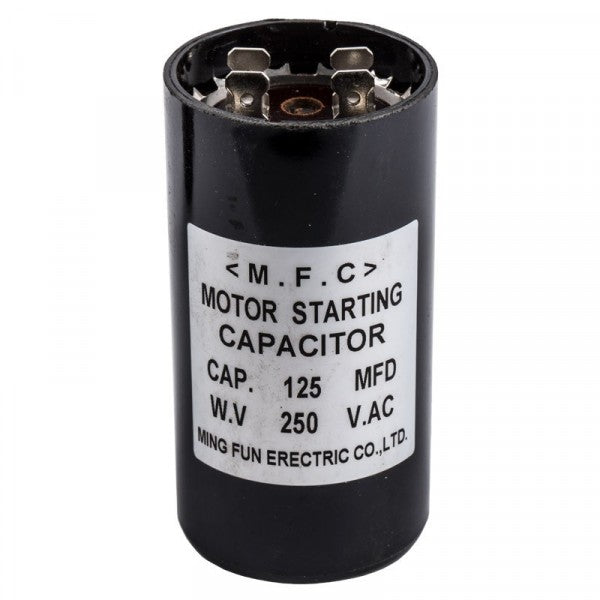 Stairs Capacitor 125Mf 250V